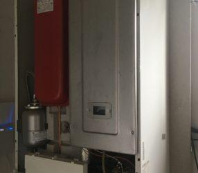 Регламентное техническое обслуживание котла BAXI NUVOLA-3 Comfort 240 Fi (600х950х466) 24,4 кВт