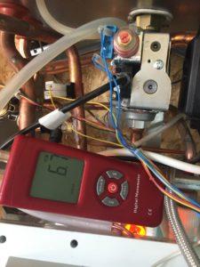 настройка газового узла